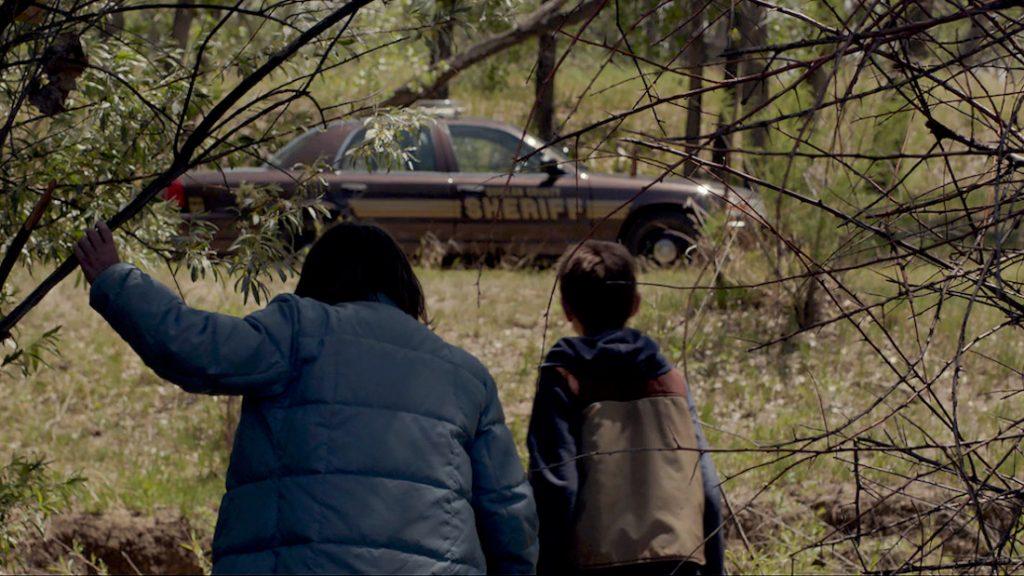 cop car sundance