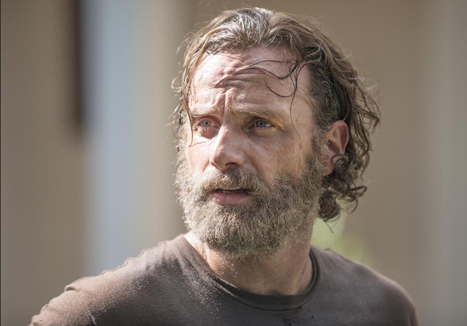Walking Dead Mid Season Rick