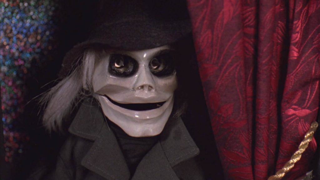 The Puppet Master Doll