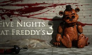 Friday night at Freddy's