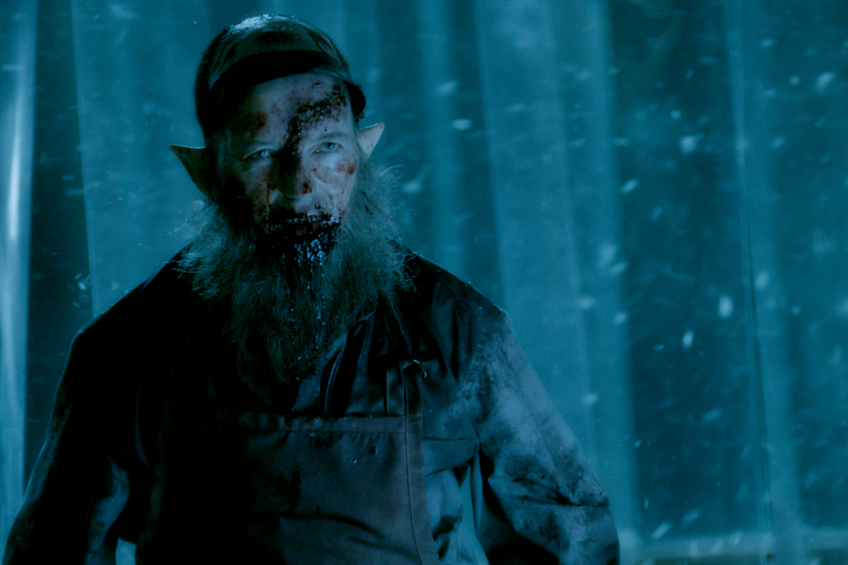 A Christmas Horror Story.Terrible New Stills For A Christmas Horror Story Best